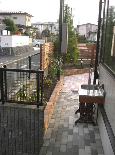 仙台市泉区 O様邸 リガーデンで明るい庭へ_12|竜門園