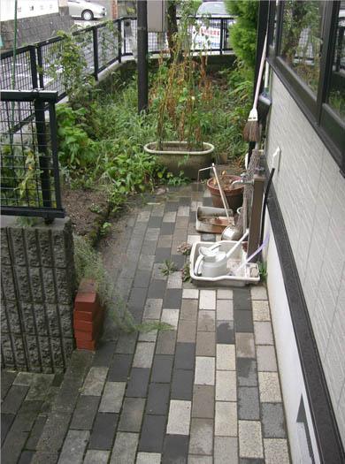 仙台市泉区 O様邸 リガーデンで明るい庭へ_11|竜門園