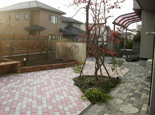 仙台市泉区 O様邸 リガーデンで明るい庭へ|竜門園