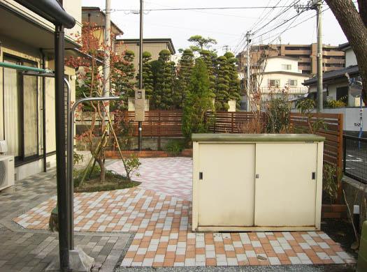 仙台市泉区 O様邸 リガーデンで明るい庭へ_8|竜門園