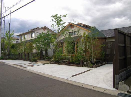 仙台市泉区 S様邸 雑木の庭|竜門園