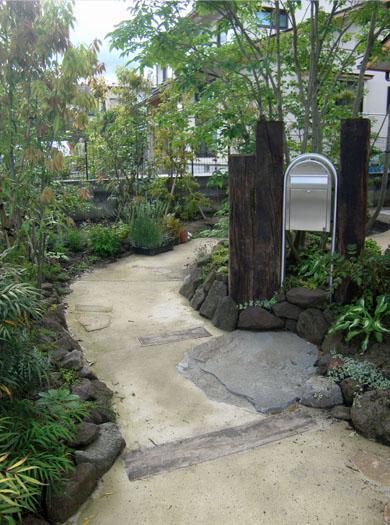 仙台市泉区 S様邸 雑木の庭_11|竜門園