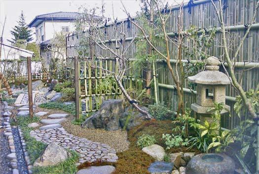 福島県 Y様邸 茶庭|竜門園