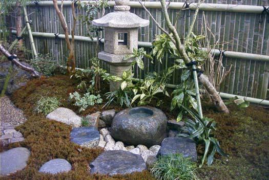 福島県 Y様邸 茶庭_1|竜門園