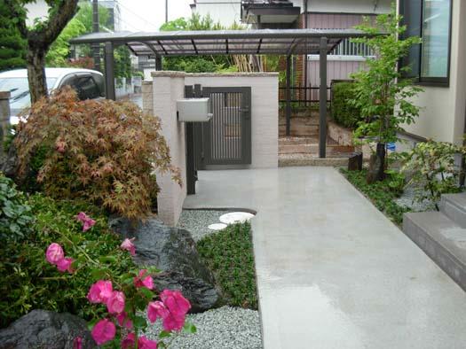 仙台市 Y様邸 リガーデン_4|竜門園
