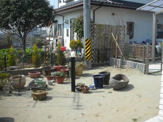仙台市宮城野区 Y様邸 アプローチがつくる安らぎの庭_3|竜門園