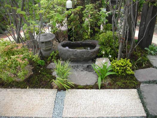 仙台市宮城野区 Y様邸 アプローチがつくる安らぎの庭_8|竜門園