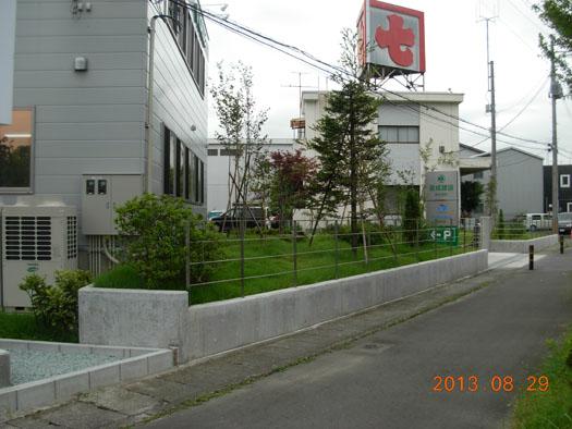 仙台市若林区 皆成建設㈱ 外構エクステリア工事_2|竜門園
