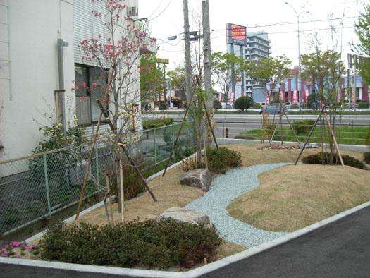 仙台市若林区 皆成建設㈱ 外構エクステリア工事_5|竜門園