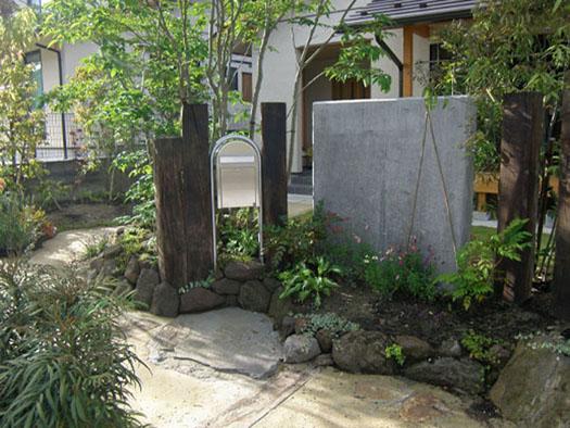 仙台市泉区 S様邸 雑木の庭_1|竜門園