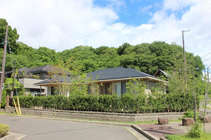 仙台市泉区 M様邸 「睦む」|竜門園