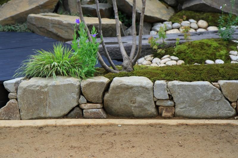 東日本ハウスグループ 全日本フラワー&ガーデン選手権 アーティザンガーデン部門(職人の技術と粋を集めた庭)銀賞_5|竜門園