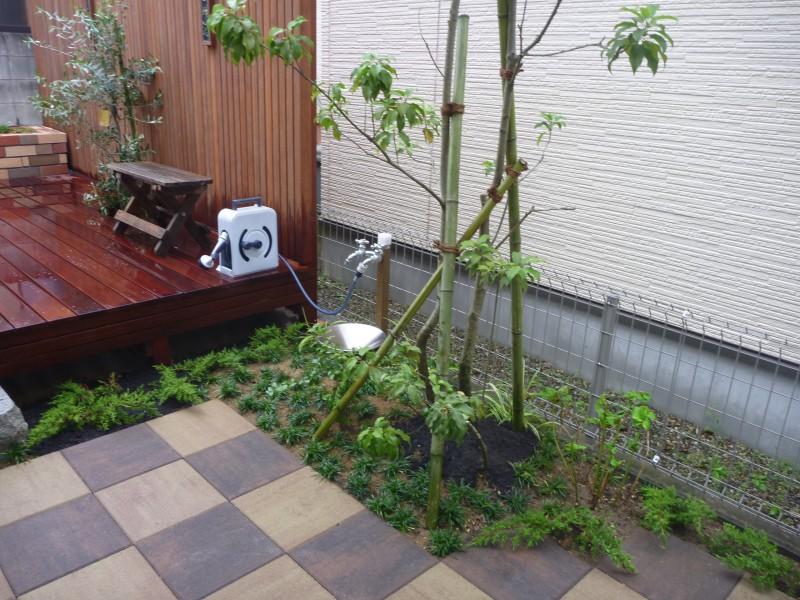 仙台市青葉区 K様邸 「HOT ガーデン」_6|竜門園