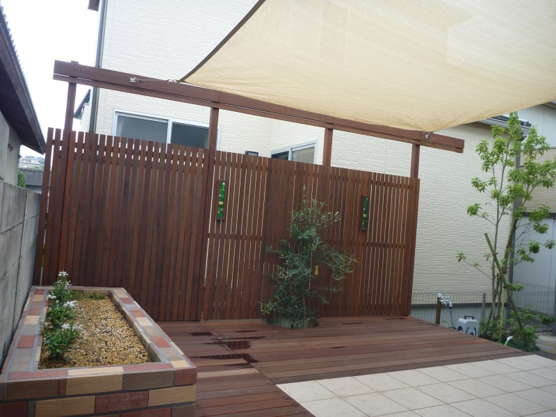 仙台市青葉区 K様邸 「HOT ガーデン」|竜門園
