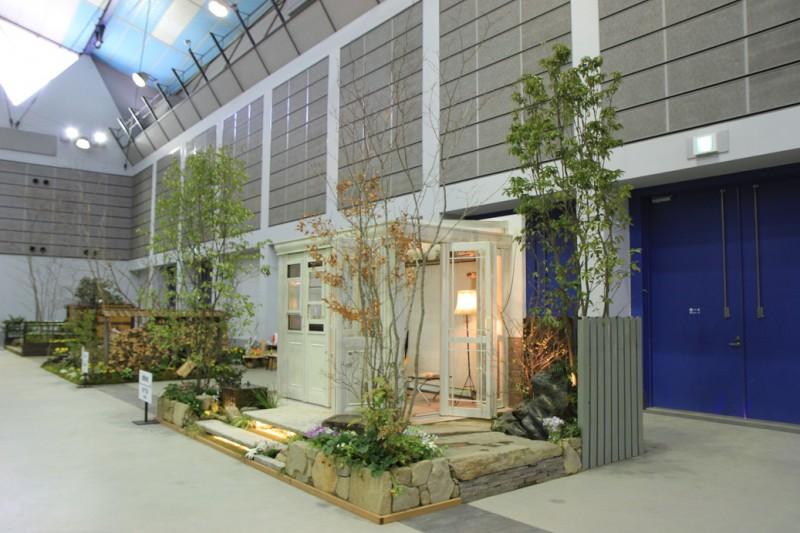 東北ラン展2015「暖蘭物語」~内でも外でもない自然と共に過ごすガーデンリビング空間~_1|竜門園