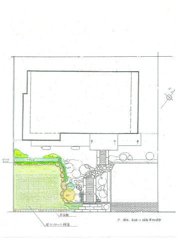 駐車場拡幅工事 3日目_3|竜門園