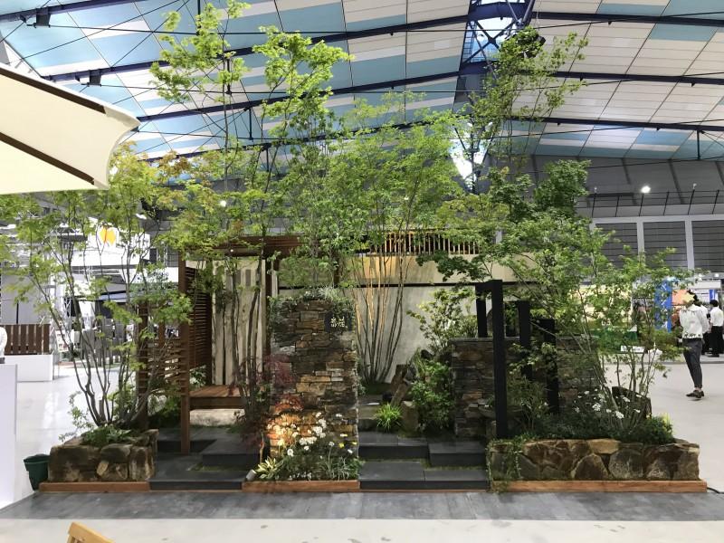 創作ガーデン大賞 銀賞|竜門園