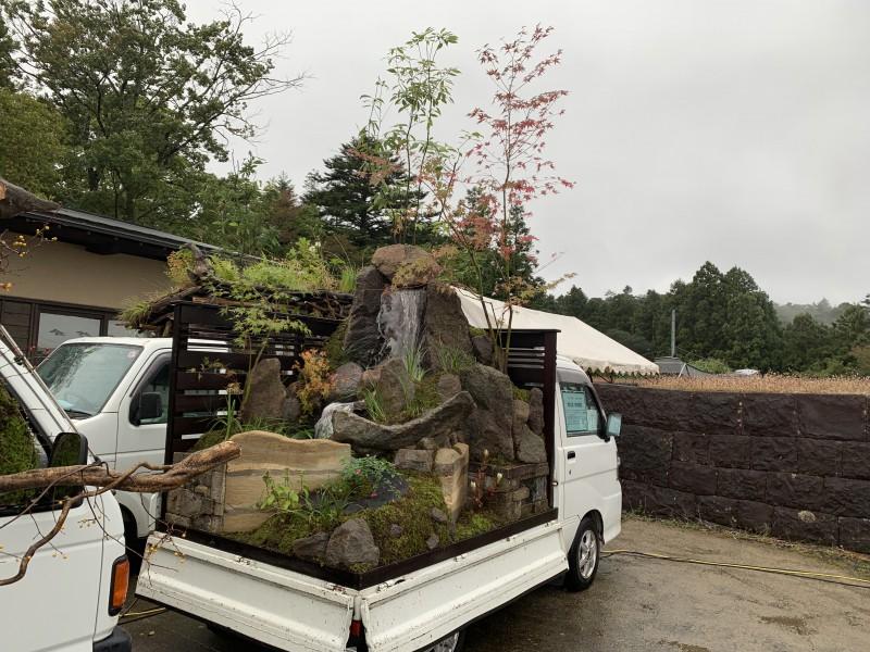 軽トラガーデンコンテストin仙台|竜門園